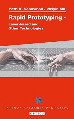 Download Rapid Prototyping: Laser-based and Other Technologies Pdf