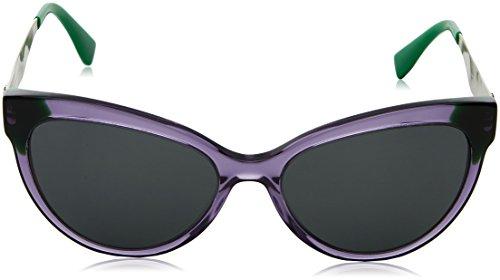 Transparent VE4338 Versace Violet Sonnenbrille Green EB5qZapxwq