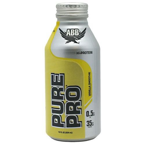 ABB ABB Pure Pro, Vanilla Smoothie, 12 ea by ABB