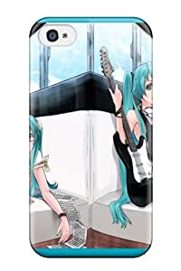 New Style For Iphone Case, High Quality Vocaloid For Iphone 4/4s Cover Cases 7605177K54270463