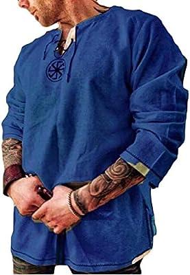 UNINUKOO Unko Men Dress Shirt Casual Slim Fit Check Long Sleeve Button Down Shirts