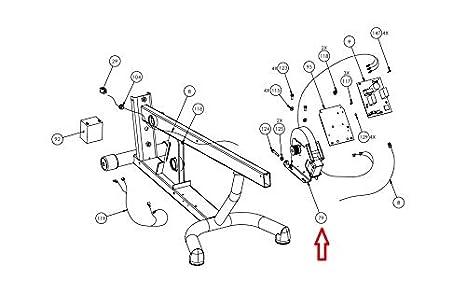 Amazon Com Precor Alternator Generator Brake Works C842 C842i