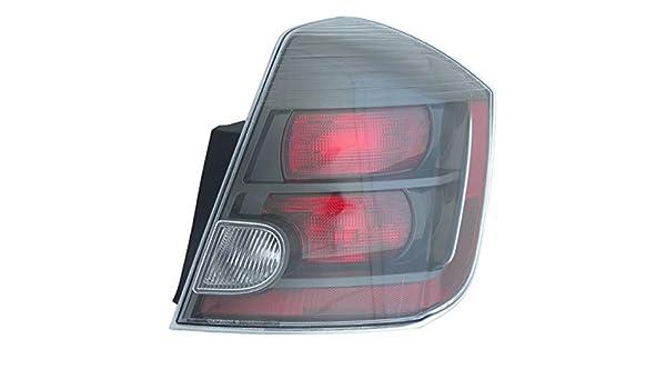 For 2010 2011 2012 Sentra SE-R//SR Tail Lights Brake Lamps 10-12 Left Driver Side
