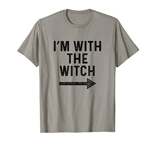 Funny Halloween Shirt Easy Costume for Husband Boyfriend ()