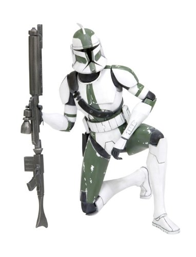 arsartfx+ Series2 Clone Trooper Commander Gree (Adult Clone Trooper Commander)