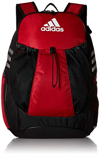 adidas Utility field backpack, Red, One Size