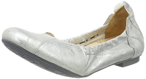Think! Women's Balla_282162 Ballet Flats Silver shopping online clearance with mastercard buy cheap price 5TmUS7u