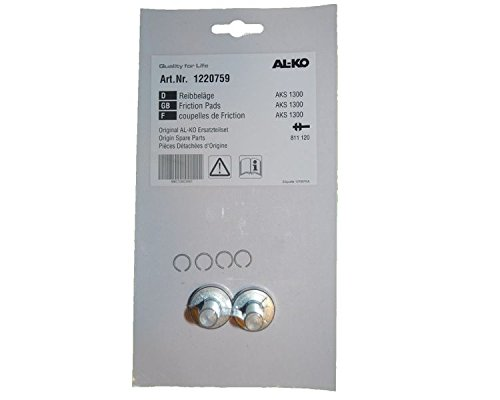 ETI 811120 ALKO AKS1300 frottement rev/êtement AL-KO n /° 1220759