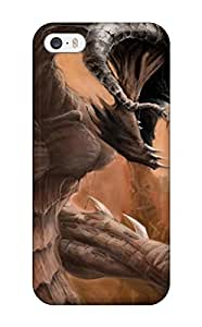 New Design Shatterproof ECTPReb5338wGNVG Case For Iphone 5/5s (ancient Monster )