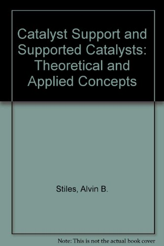 Catalyst Supports and Supported Catalysts: Theoretical and Applied Concepts