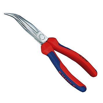Knipex - Alicates con corte, longitud 230 mm, 1 pieza, 26 25 200 Sb: Amazon.es: Bricolaje y herramientas