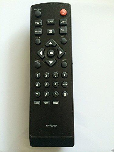 Durpower HDTV Smart Universal Remote Control Controller For EMERSON LC320EM1F, LC320SL1DS2, LC320SL1DS5, LC320SL1TH1, LC320SL1TH2