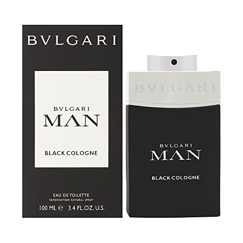 Bulgari Bvlgari Man Black Cologne Edt Vapo 100 Ml 1 Unidad 100 g