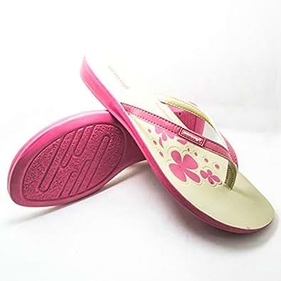 Aerosoft Slippers For Ladies- 36EU- Pink