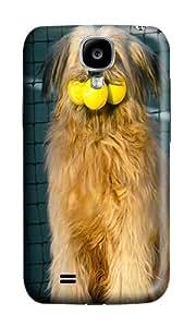 Samsung S4 Case,VUTTOO Stylish Tennis Dog Hard Case For Samsung Galaxy S4 I9500 - PC 3D