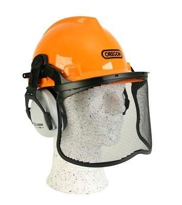 Oregon Professional Chainsaw Helmet Orange EN397, EN352-1, EN352-3, EN1731 by OREGON