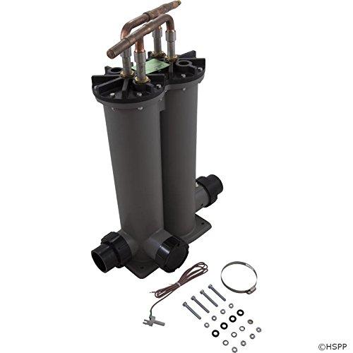 Jandy Heat Exchanger (Zodiac R0561407 Heat Exchanger Replacement for Zodiac Jandy EE-Ti 2500 Heat Pump)