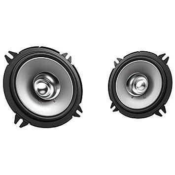 1 Set Kenwood KFC-C1356S 250 Watt 5.25-Inch Dual Cone Stereo Car Audio Speaker