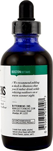 Bittermens Boston Bittahs, 5 Fl Oz (Pack of 1) 3 Made in the USA! Bittermens offers a great range of bitters for the growing demand mixologists. Similar to bitters, this one is a shrubThese bitters are the secret ingredient for making great cocktails! Buy a bottle today! Discover why bartenders around the world use these very small batch bitters from Bittermens.