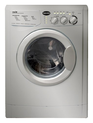 Splendide WDC7100XC Washer-Dryer Combo - Ventless, Platinum (Best Washer And Dryer In One)