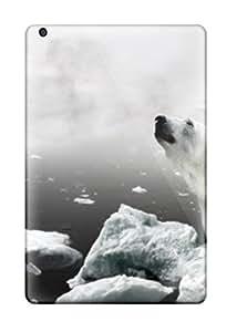 Shayna Somer's Shop Hard Plastic Ipad Mini 2 Case Back Cover,hot Kodiak Bear Animal Case At Perfect Diy 9170030J67232609