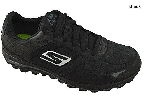 (Skechers Performance Men's Go Golf 2 Lynx LT Golf Shoe,Black,7.5 M US)