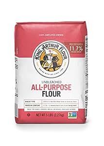 Amazon.com: King Arthur Flour Unbleached All-Purpose Flour