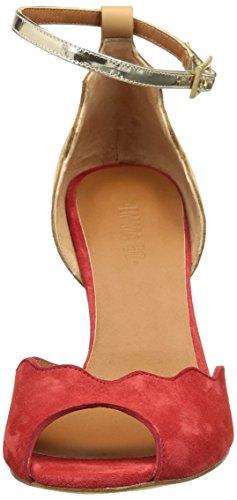 Emma Go 16023 - Sandalias de vestir Mujer Rojo