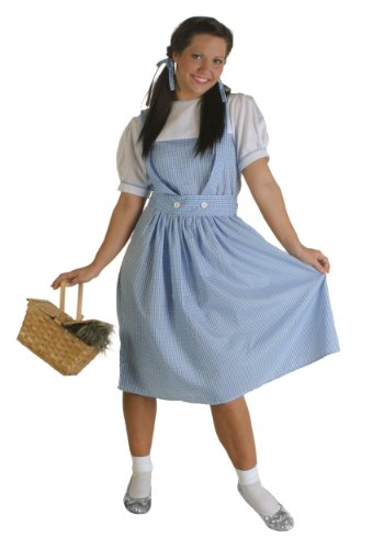 Dorothy Plus Size Costume Plus Size (Wizard Of Oz Costumes Plus Size)