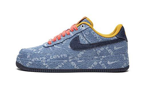 Nike Mens Air Force 1 Low CV0670 447 Levis Denim – Size 6.5
