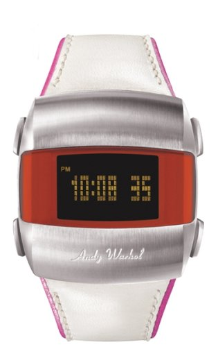 Andy Warhol Unisex ANDY044 The Factory Collection Watch