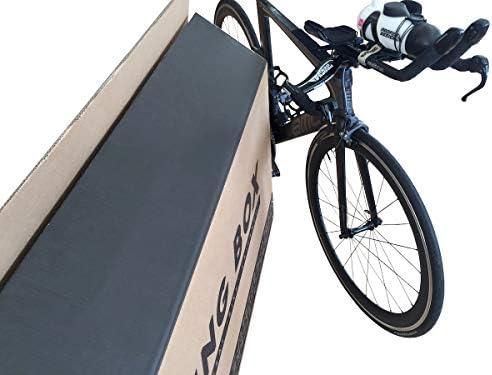 Cajeando | (1x) Caja de Cartón para Bicicletas | Tamaño 1440 x 255 ...