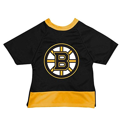 (All Star Dogs Boston Bruins Pet Mesh Sports Jersey, X-Small)