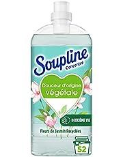 Soupline Wasverzachter, geconcentreerd, plantaardig, jasmijnbloesem, milieuvriendelijk, 1,3 l, 52 wasbeurten