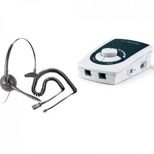 Serene Innovations UA-50 Business Phone Amplifier with H141N Headset