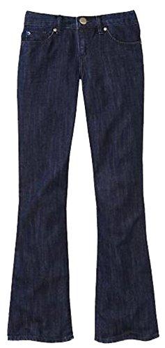 Gap Kids Girls Dark Blue Denim Boot Cut 1969 Jeans 14 Plus ()