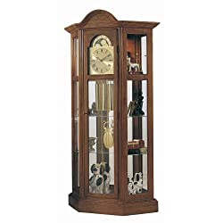 Traditional Richardson II Curio Clock