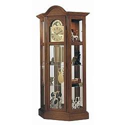 Traditional Richardson II Curio Clock