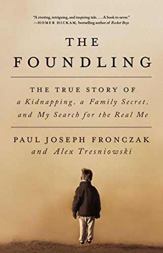 The Foundling: The True Story of a Kidnapping, a Family Secret, and My Search for the Real Me Invisible Red Thread