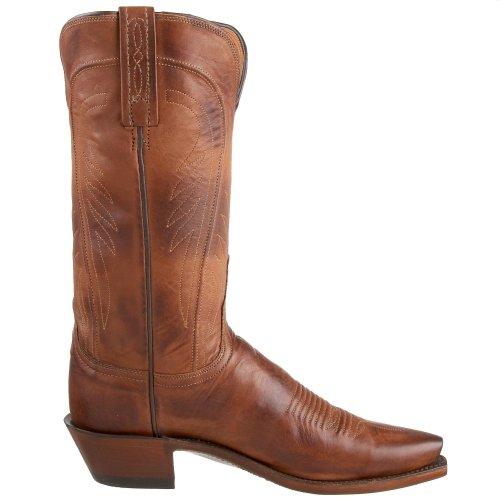 Lucchese Classics Womens N4604 5/4 Boot Tan Burnish THGhYtO4Gw