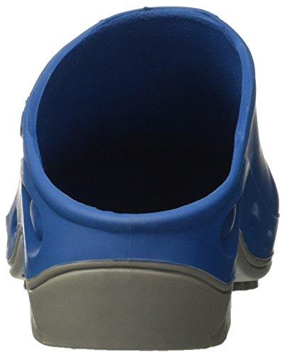 Troklo' Da Zoccoli 0001 141 Blu suola Grigio Lavoro Unisex royal adulto rfrwZTqB