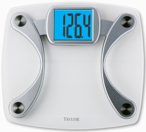 (Taylor Precision Products Glass Electronic Scale)