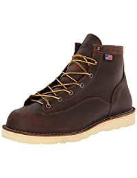 Danner Men's Bull Run Six-Inch BR Cristy Work Boot