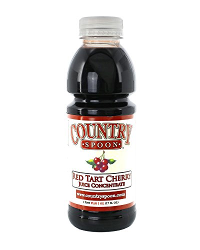 Country Spoon Montmorency Red Tart Cherry Juice Concentrate 17 oz.