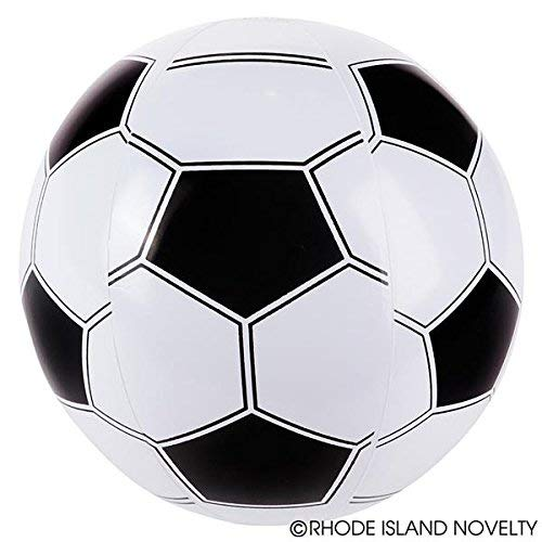Inflatable Soccer Ball - SET of 6 Inflatable Soccer Balls
