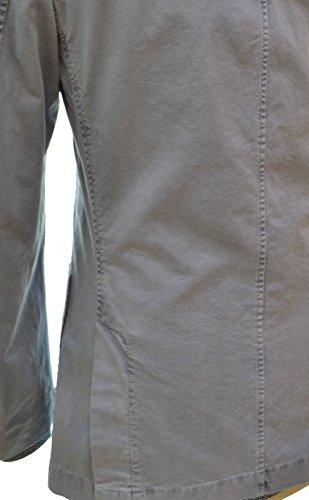 Cotone Sfoderata Polvere Forecast Uomo Fit Celeste Tg 50 Giacca Slim PBBIq6HnSx