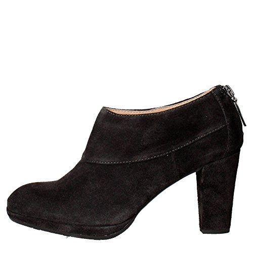 Botas para mujer, color Negro , marca STONEFLY, modelo Botas Para Mujer STONEFLY GRETA 1 Negro Gris oscuro