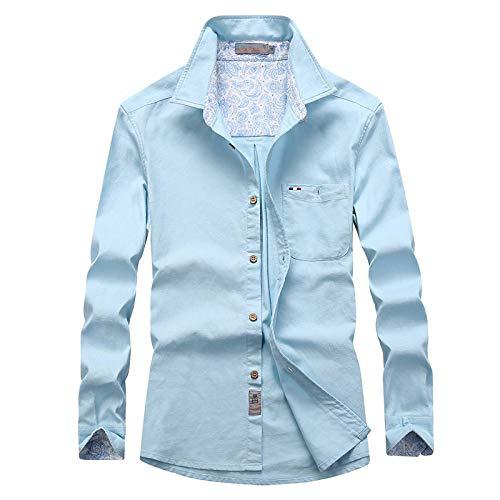 Vêtements Chemise pour en SBL Coton pour à Manches décontractés C5qx4wa