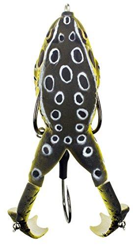 Lunkerhunt Prop Series Prop Series-Prop Frog-Croaker 3.5