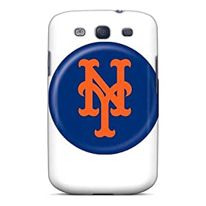 Samsung Galaxy S3 Gzc6255sras Unique Design HD New York Mets Image Shock Absorption Hard Cell-phone Cases -IanJoeyPatricia